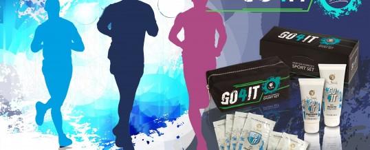 GO4IT! – Dr. Nona sport csomag