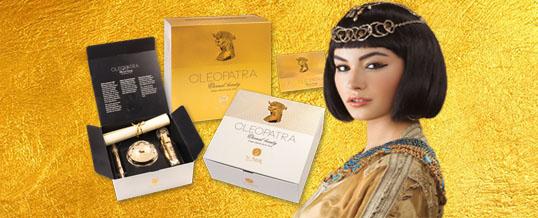 Kleopátra csomag